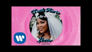 Lizzo - Truth Hurts (DaBaby Remix) [ Audio]