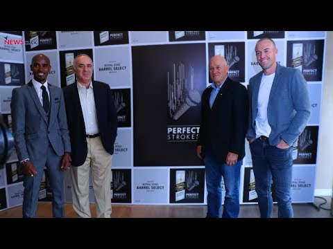 Chasing perfection: Garry Kasparov, Mo Farah, AB de Villiers , Ric Charlesworth on greatness