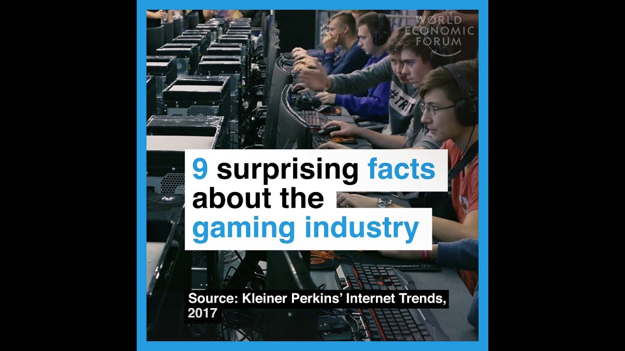 Gaming industry trio of facts