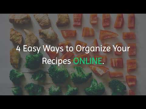What Is The Best Recipe Organizer For YOU?