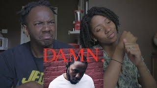 Kendrick Lamar DNA Reaction!