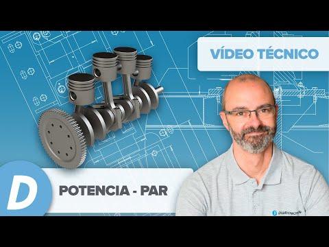 Potencia y par de un motor, a través de ejemplos | Diariomotor
