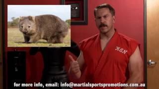 See Master Ken LIVE in Australia!