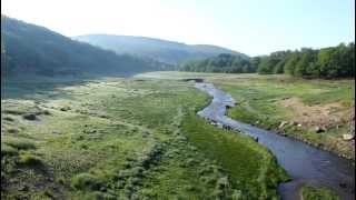 Pont d'Ardilly, un matin fin mai