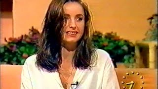 Bananarama - Keren Woodward TV-am 'Good Morning Britain' interview, 8th August 1991