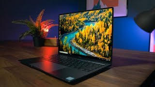 MateBook X Pro Review: Perfecting Apple's Formula