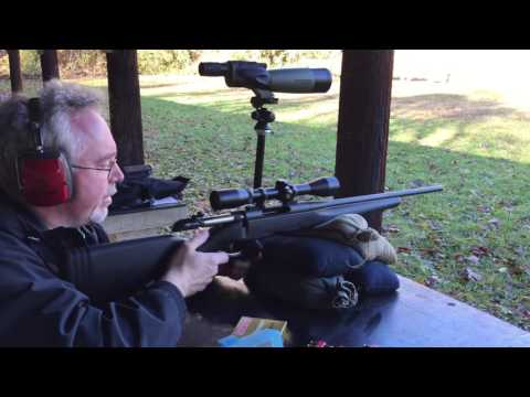 Steyr Mannlicher Mountain Rifle Range / Shooting Review