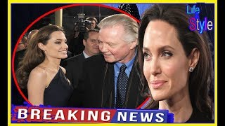 Why did Angelina Jolie reconnect her complicated relationship with dad Jon Voight