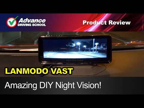 Amazing DIY Night Vision! | Lanmodo Vast — 1080P Full Colour Night Vision Product Review