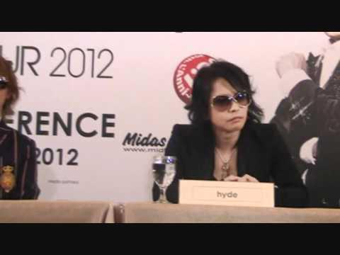 Konferensi Pers L'arc en Ciel di Jakarta Mp3