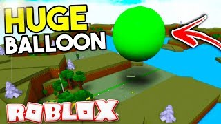 HOW TO MAKE BIG BALLOONS! (700 Balloons COMBINED) | Build A Boat For Treasure ROBLOX