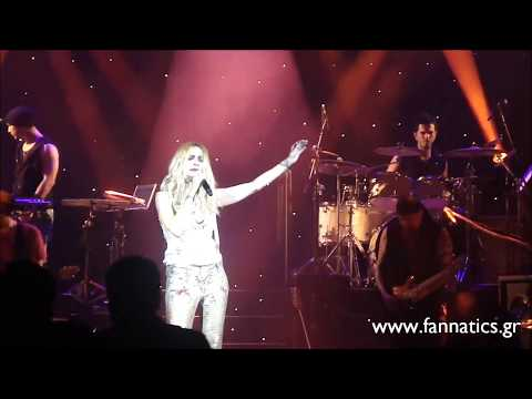 Anna Vissi - To Ksero Tharthis Ksana (Woman In Love) REX, Premiere (16/12/2011) [fannatics.gr]