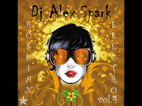 Клип Dj Alex Spark - Russian Electro vol.4