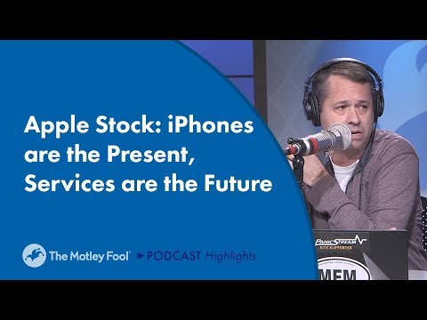 Apple Stock: iPhones are the Present, Services are the Future Mp3
