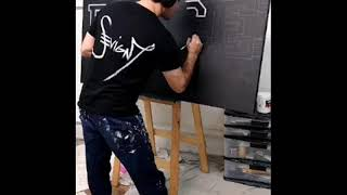 Carey Price Preview Painting Sevigny - NHL Montreal Canadiens
