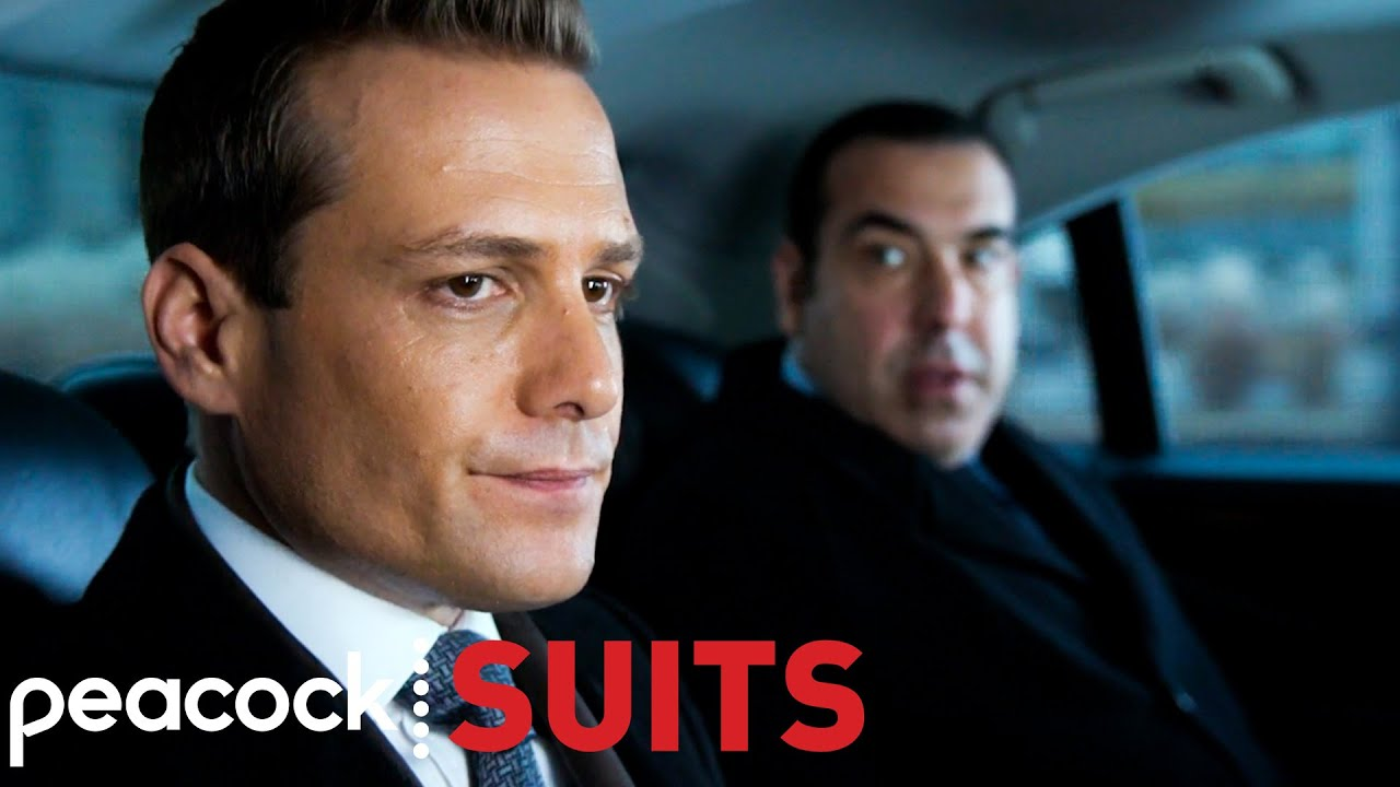 Mike and Harold Are In Custody | Harvey and Louis To The Rescue | Suits