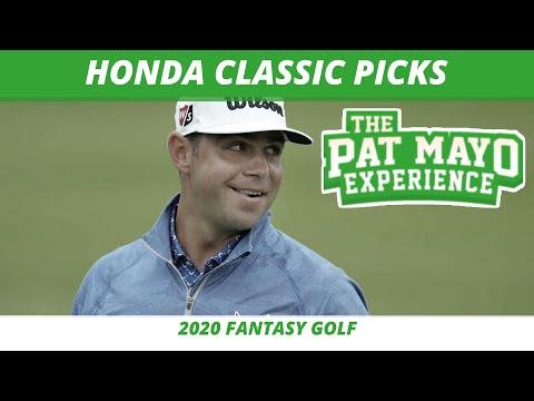 Fantasy Golf Picks - 2020 Honda Classic Picks, Predictions, Preview