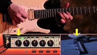 GA-212/GA-112 Guitar Amplifier Demo #3