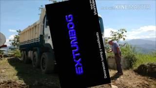 HYUNDAI HD 370 modificacion de farola смотреть