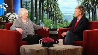 June Squibb on Her First Oscar Nom