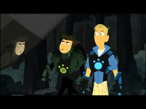 Wild Kratts MV: Tazzy Chris- Monster (Skillet)