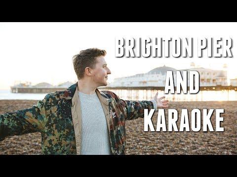 BRIGHTON PIER AND KARAOKE | SEANELLIOTTOC