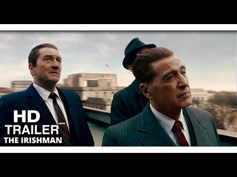 The Irishman 2019 HD Trailer