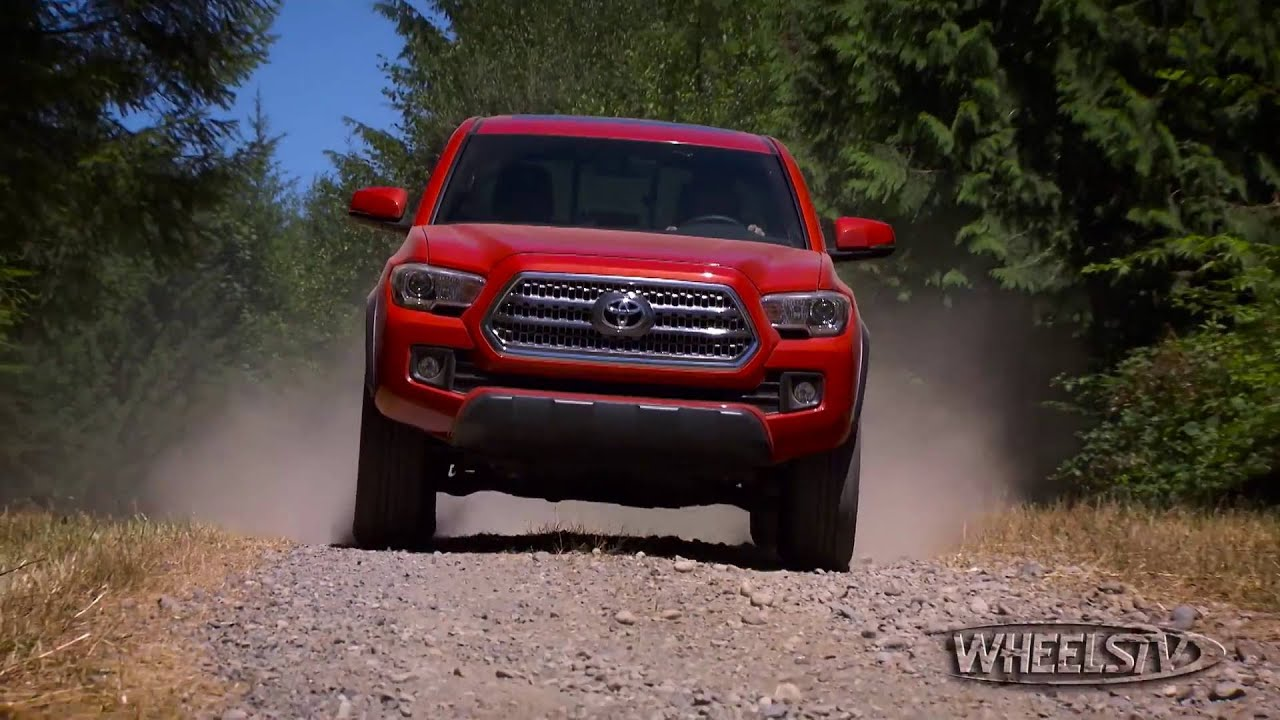Best In Cl All Weather Mid Size Or Compact Pickup Truck 2016 Toyota Tacoma