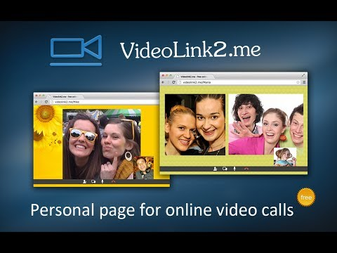 How to make online video call in browser? - Videolink2.me