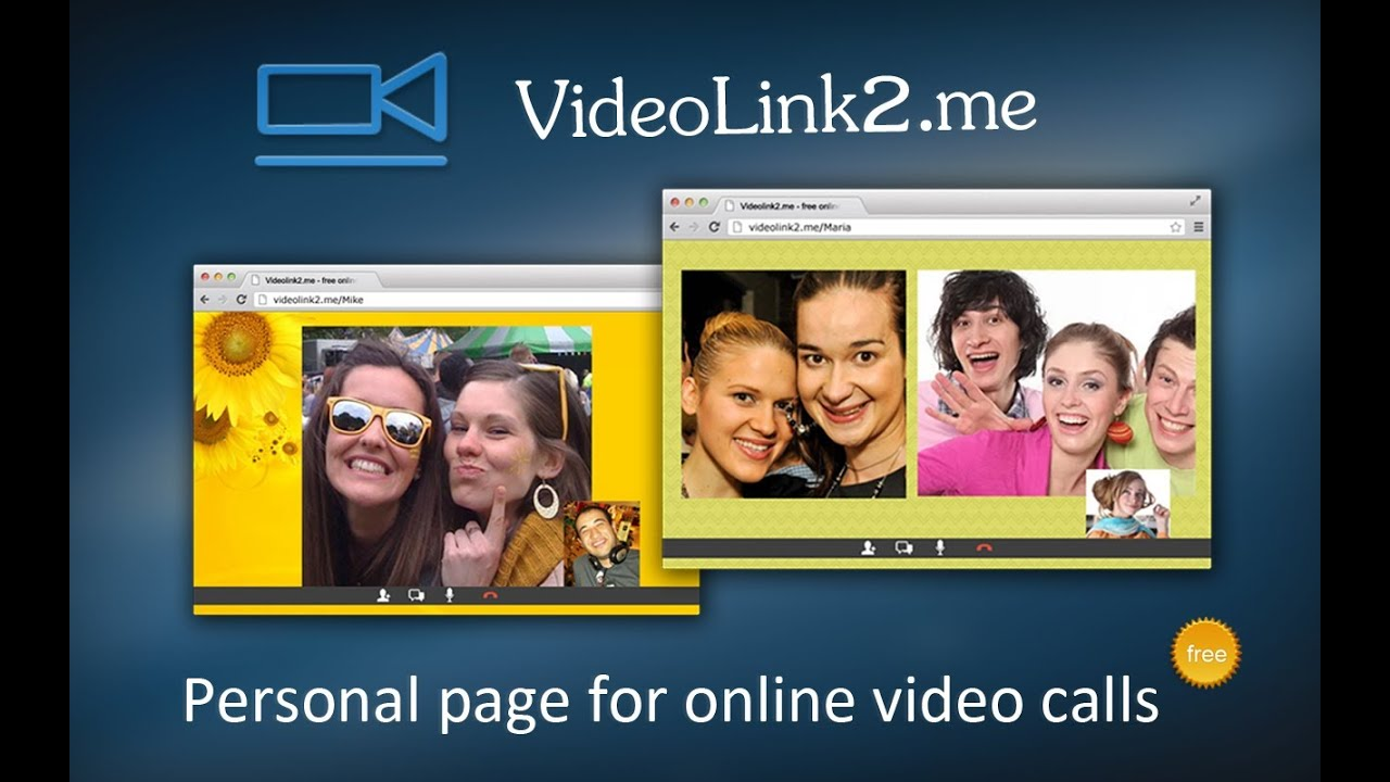 How to make online video call in browser? - Videolink2 me