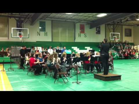 New Haven High School Band