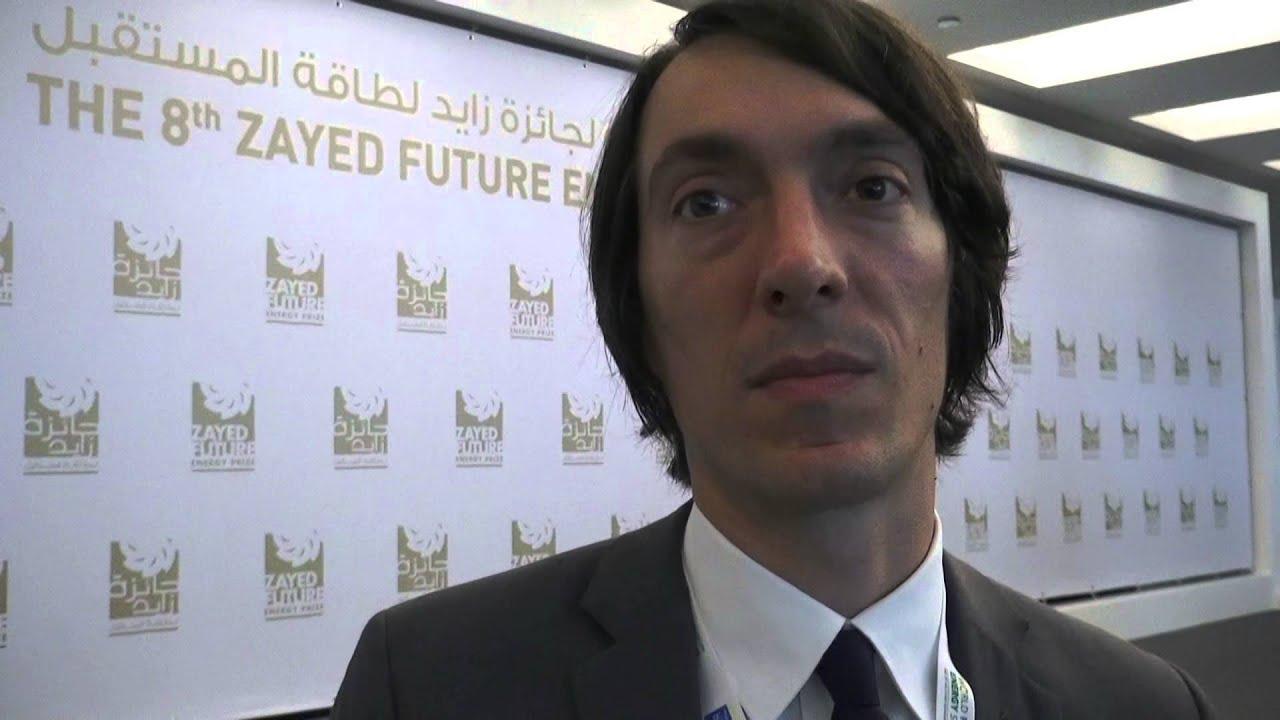 zayed future energy prize application
