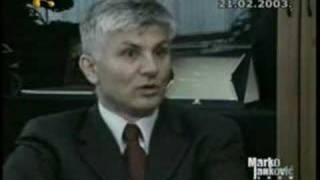 Zoran Djindjic - ko me je ubio ...