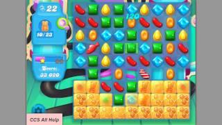Candy Crush SODA SAGA level 185 NEW
