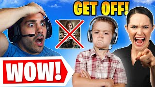 His Mom Made Him Quit! 🤣 (Modern Warfare Warzone)