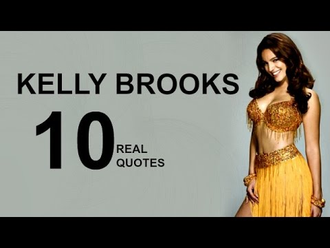 Kelly Brook 10 Real Life Quotes on Success | Inspiring | Motivational Quotes