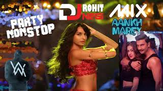 BOLLYWOOD PARTY  NON STOP | HINDI & ENGLISH MIX | DJ ROHIT NEGI