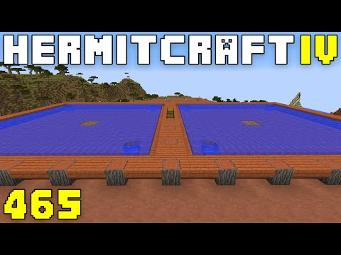 Hermitcraft IV 465 Building Base
