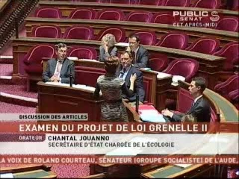 """Projet de loi dit """"Grenelle II"""" - Séance (05/10/2009)"""
