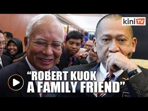 Najib: I didn't attack Robert Kuok, he's a family friend
