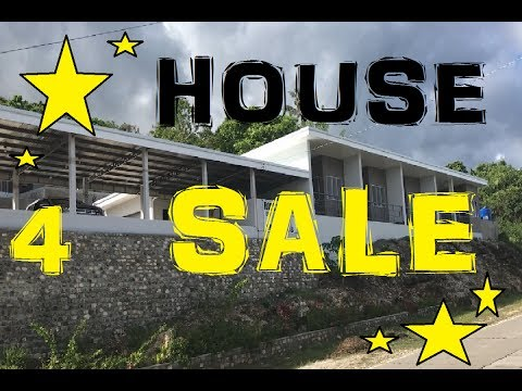 Property for sale in Bohol, Philippines - Overlooking house and lot for sale in Bohol, Philippines