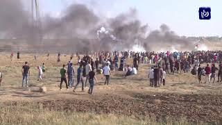 استشهاد طفل فلسطيني برصاص الاحتلال - (14-9-2018)
