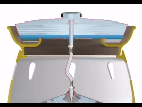 Pure drinking water from seawater using only solar energy.  See how it is done using only the sun!