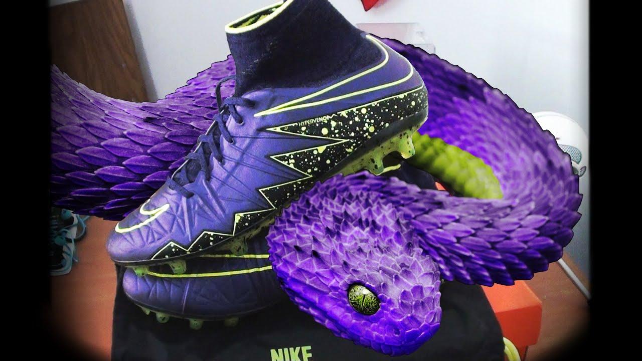 NEW Nike Hypervenom Phantom 2 FG Firm Ground Unboxing ...