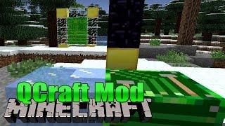 QCraft - Minecraft Mod
