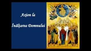 Axion la Înălţarea Domnului