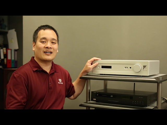 Preview: Ayre Acoustics EX-8 Integrated amplifier