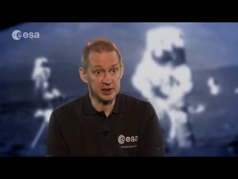 ANALOGUES - PREPARING ROBOTIC & HUMAN EXPLORATION ON MOON