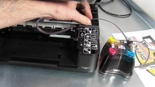 Ciss continuous ink system fits Epson XP245 - XP-245