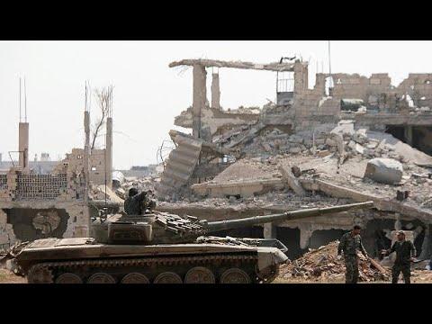 Syrie : nouvelle victoire du régime